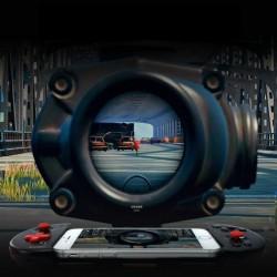 Gamepad telescopic pentru telefon, Bluetooth, incarcare USB, TURBO