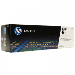 Toner CE320A black original HP 128A