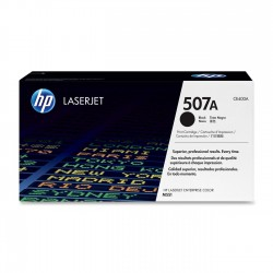 Toner CE400A black original HP 507A