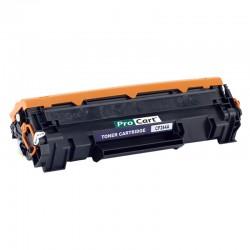 Toner compatbil CF244A black HP 44A, 1000 pagini, ProCart