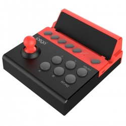 Gamepad Bluetooth, functie TURBO, Joystick, stand telefon/tableta, USB