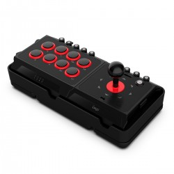 Controller cu fir, Joystick, TURBO MACRO, USB, PC, PS3/PS4, Android