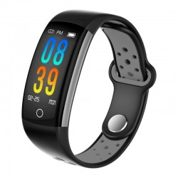 Bratara smart fitness Bluetooth, Android si iOS, OLED, SoVogue