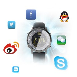 Ceas Smart bluetooth 4.0, 10 functii, Android 4.3 si  iOS 7.0, Sovogue