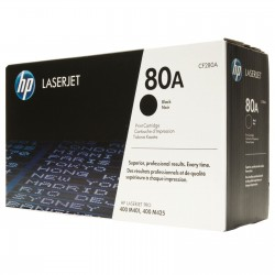 Toner CF280A black original HP 80A