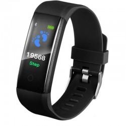 Bratara smart Bluetooth, monitorizare cardiaca, Android iOS, OLED 0.96 inch, SoVogue
