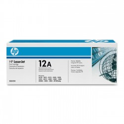Toner Q2612A black original HP 12A