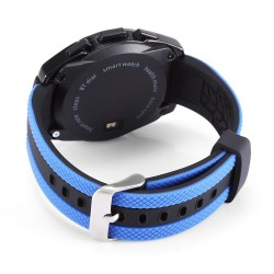 Smartwatch bluetooth 4.0, compatibil Android iOS, HD 1.2 inch, 2nd generation