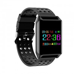 Bratara smart fitness Bluetooth, 9 functii, Android iOS, TFT 1.3 inch, IP67, SoVogue