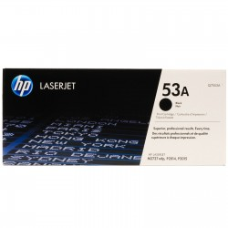 Toner Q7553A black original HP 53A