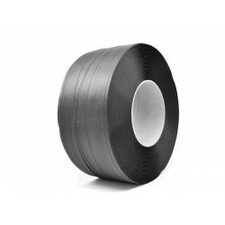 Banda de legat PP 12mm, lungime 2000m, rezistenta ridicata, negru