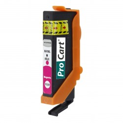 Cartus compatibil CLI-551XL Magenta pentru Canon