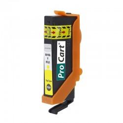 Cartus compatibil CLI-551XL Yellow pentru imprimante Canon