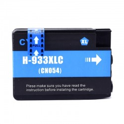 Cartus HP 933C XL CN054A Cyan compatibil HP