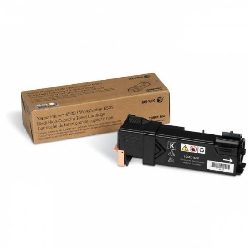 Toner Xerox 106R01604 black original de capacitate mare