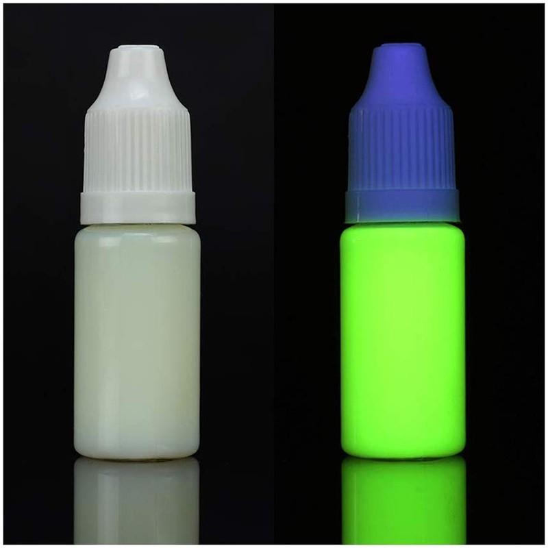 Cerneala UV invizibila Yellow  pentru imprimante Epson