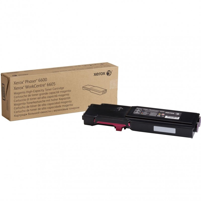 Toner Xerox 106R02234 magenta original pentru Xerox 6600 6605 de capacitate mare