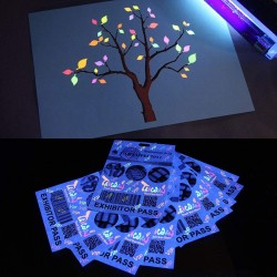 Cerneala invizibila UV pentru imprimante Epson alba