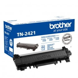 Cartus toner original Brother TN2421 Black, capacitate 3000 pagini