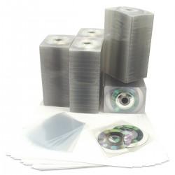 Mini CD-R 32X8 cm Inkjet printabil si plic