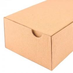 Cutie cu autoformare 155x105x145 mm, carton natur microondul E, FEFCO 0427