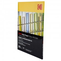 Hartie Kodak Gloss 180 grame, inkjet, format A4, 5760DPI, print medical