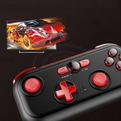 Gamepad Bluetooth, 13 butoane, carcasa protectie, Android, Windows, Resigilat