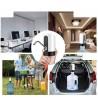 Pompa electrica pentru bidon apa, 4W, 1200mA, incarcare USB, tub silicon