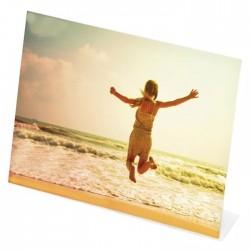 Rama foto plexiglas, format A4, landscape, transparenta