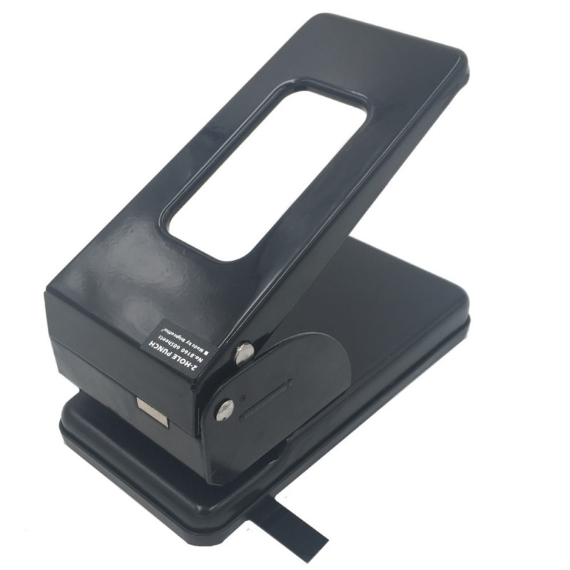 Perforator manual indosariere, distanta perforare 80 mm, maxim 60 coli