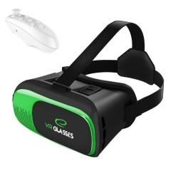 Ochelari VR 3D cu controller wireless, bluetooth