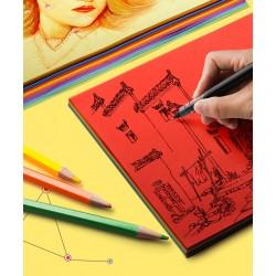 Hartie Kodak colorata, format A4, 10 culori, 80g, top 100 coli