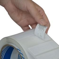 Set 100 role etichete UHF cu Chip, autoadezive, transfer termic, anti-metal
