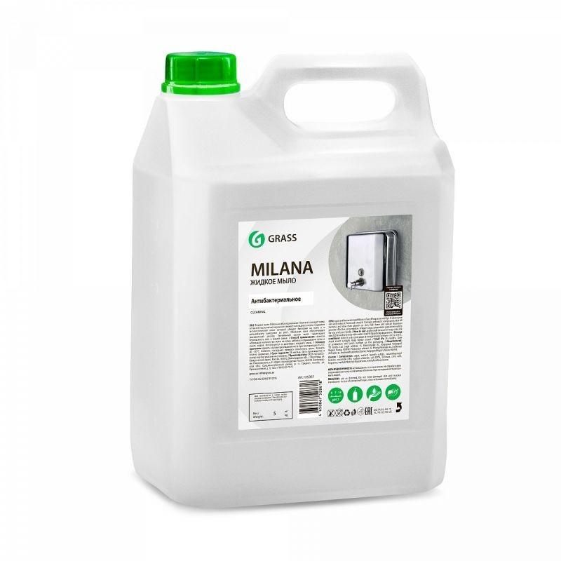 Sapun lichid dezinfectant antibacterian, 5 L