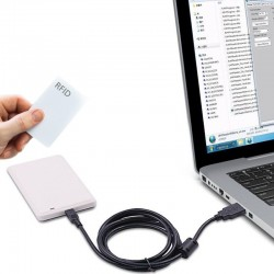 Cititor USB si scriitor UHF pentru desktop, frecventa 860-960 MHz