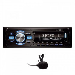 Radio de masina, bluetooth, FM RDS/MP3/WMA/USB/SD/AUX, serviciu informatii rutiere