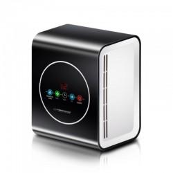 Purificator de aer, putere 10W, 20 mp, 30 mc/h, 3 filtre, afisaj LCD, timer