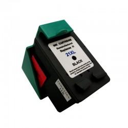 Cartus inkjet HP 21XL Black compatibil C9351CE, 20 ml