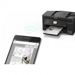Multifunctionala A3+ Epson EcoTank L14150, Inkjet, color, Wireless, ADF, ecran LCD