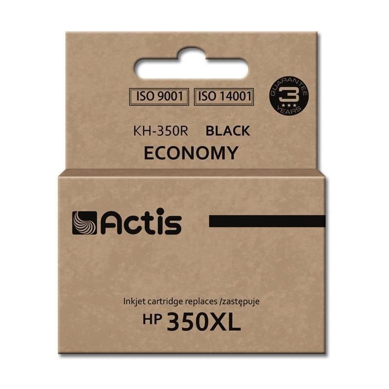 Cartus compatibil HP 350XL black pentru HP CB336EE, Actis