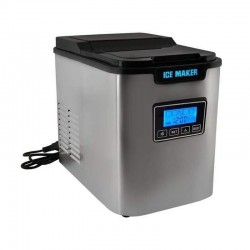 Masina pentru gheata 120W, maxim 12kg/zi, ecran LCD, rezervor detasabil