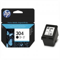 Cartus HP 304 Original N9K06AE Black