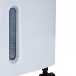 Aparat de aer conditionat 4 in 1, portabil, 80W, rezervol 4l, Turbo, telecomanda, 3 moduri, CC2000M