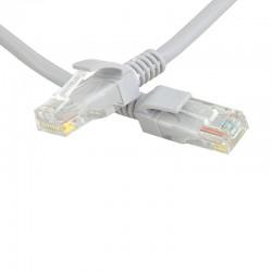 Cablu internet, retea LAN, RJ45 40mm, lungime 15 metri, flexibil