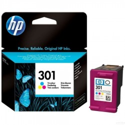 Cartus original CH562EE HP 301 color, Resigilat