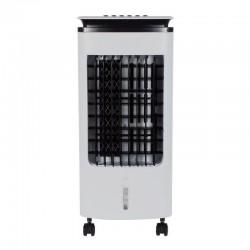 Racitor de aer cu telecomanda, rezervor de apa incorporat, 80W, 3 moduri, Home