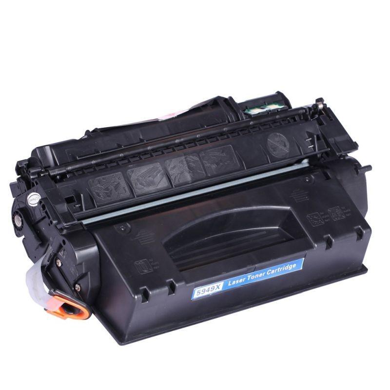 Cartus toner compatibil HP 49X/ Q5949X, Black, bulk