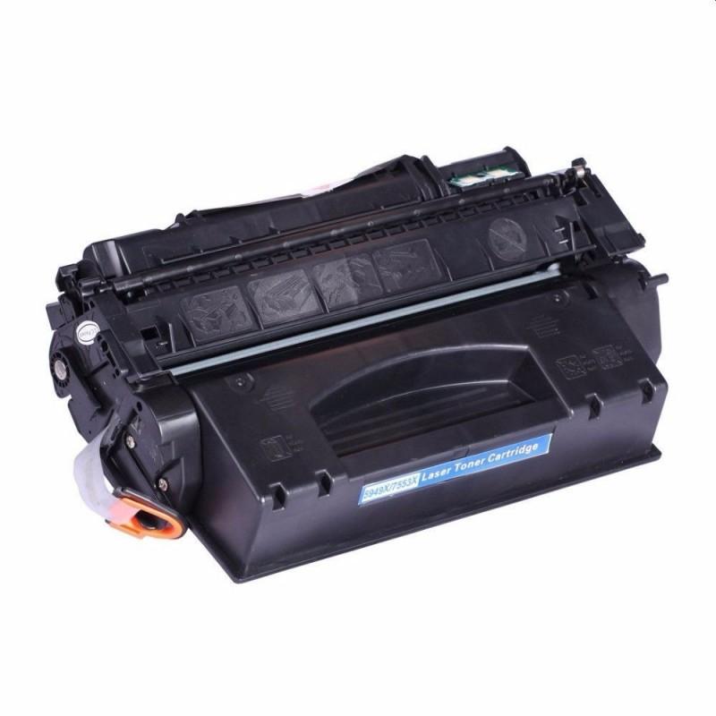 Cartus toner compatibil HP 53X/Q7553X, Black, bulk