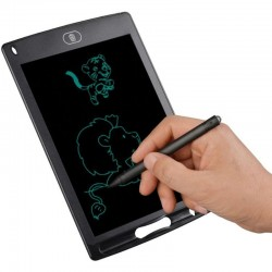 Tableta grafica cu display LCD 8.5 inch, stylus, buton de stergere