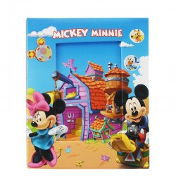 Rama foto Mickey Mouse, format 10x15 cm,